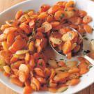 Glazed Carrots with Coriander