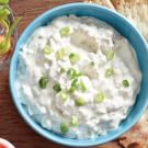 French Onion and Blue Cheese Dip