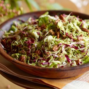 Brussels Sprout Slaw Williams-Sonoma