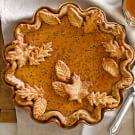 Classic Pecan Pumpkin Butter Pie