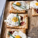 Bacon-and-Egg Breakfast Tarts