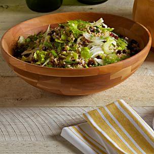 Farro and Quinoa Salad with Pomegranate Vinaigrette Williams-Sonoma