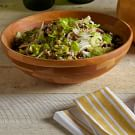 Farro and Quinoa Salad with Pomegranate Vinaigrette