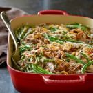 The Ultimate Green Bean Casserole with Crispy Fried Shallots