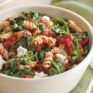 Broccoli Rabe, Feta and Mint Pasta