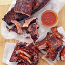 Memphis-Style Baby Back Ribs