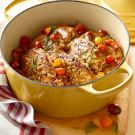 Sautéed Chicken Breasts with Warm Tomato Salad