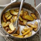 Fingerling Potatoes with Pesto