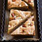 Crunchy Toffee Triangles