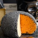Poppy Seed-Cheddar Cheese Ball