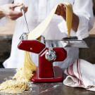 Food-Processor Pasta Dough
