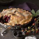 Blackberry-Apple Pie