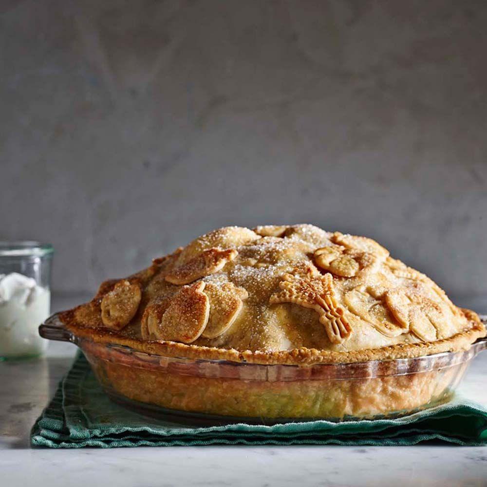 Salted Caramel Apple Pie Img45l