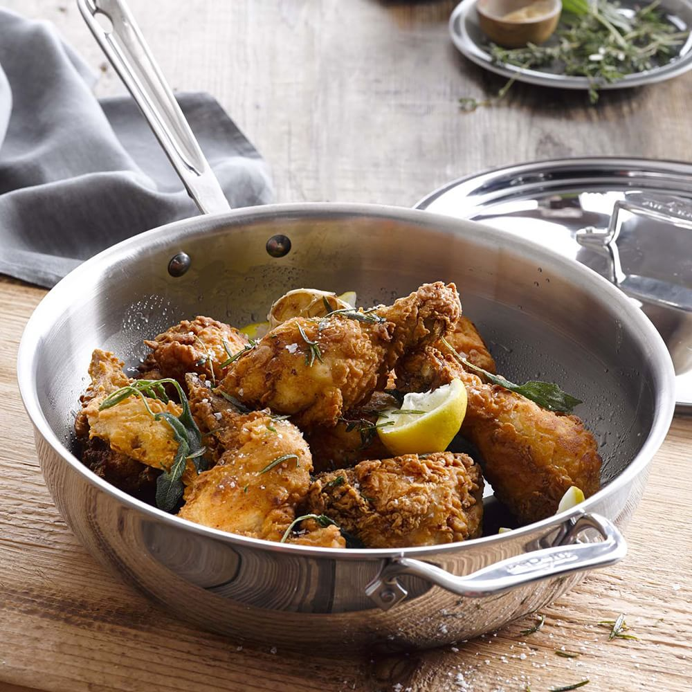 Tyler Florence 39 S Fried Chicken Williams Sonoma