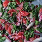 Pink Grapefruit & Sumac Salad