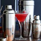 Cranberry Martinis