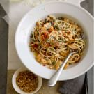 Gluten-Free Spicy Cauliflower Pasta