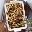Gluten-Free Stuffing with Apple, Sausage and Kale