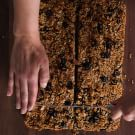 Puffed Quinoa Granola Bars