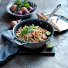 Pad Thai with Egg Noodles