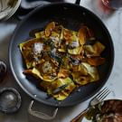 Butternut Squash Ravioli with Brown Butter and Sage