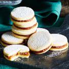 Pumpkin Butter Sandwich Cookies