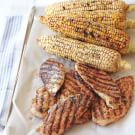 Grilled Chicken and Corn with Smoked Paprika Rub