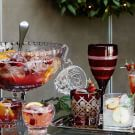 Holiday Poinsettia Punch