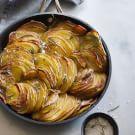Crispy Roasted Potatoes with Rosemary
