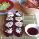 Our Favorite Homemade Sushi Maki Rolls