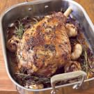 Leg of Lamb with Garlic & Herbs