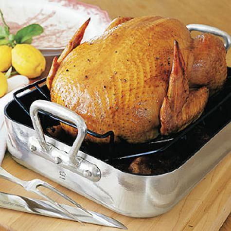 Cranberry-Glazed Turkey