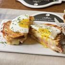Grilled Croque Madame
