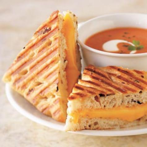 Cheddar Cheese Panini