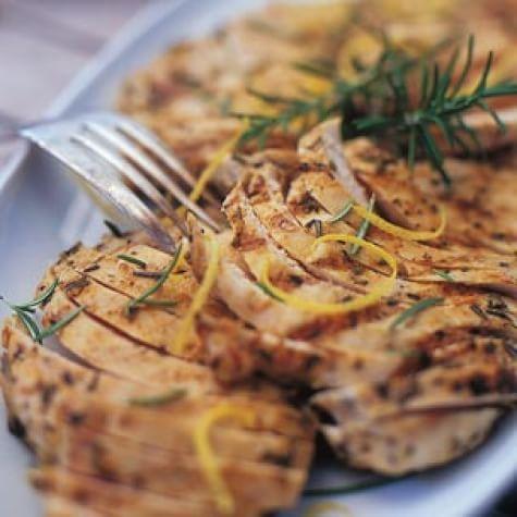 Lemon-Herb Chicken Breasts