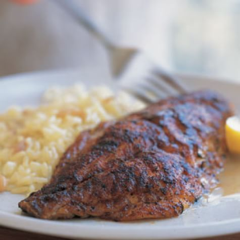 Creole Striped Bass
