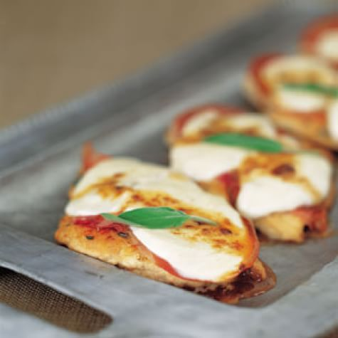 Recipes for chicken saltimbocca