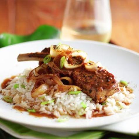 Five-Spice Braised Pork