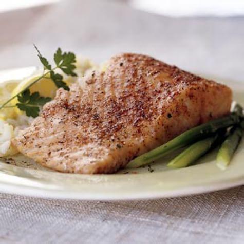 Potlatch-Seasoned Salmon