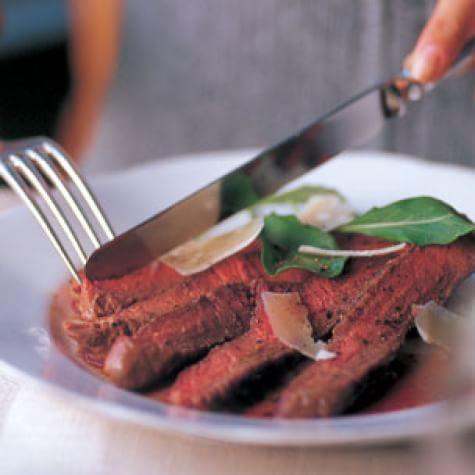 Grilled Florentine Steak