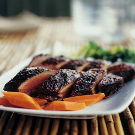 Tea-Smoked Duck Breasts | Williams Sonoma