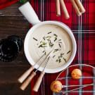 Blue Cheese Fondue