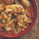 Braised Chicken with Tangerine and Star Anise (Star Anise)