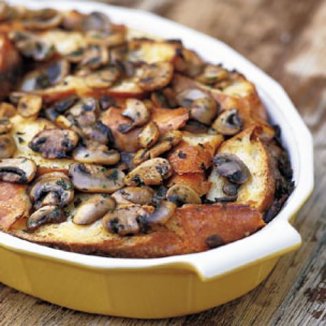 mushroom bread pudding mushroom bread pudding is rated 4 0 out of 5 by ...