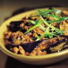 Sichuan-Style Braised Eggplant