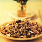 Mixed Rice Pilaf with Dried Cherries, Apricots and Cinnamon