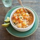 Winter Vegetable Coconut Curry