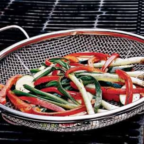 Smoked Vegetables