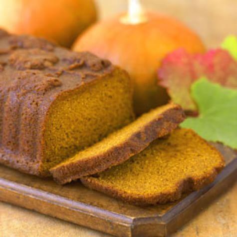 Orange-Spice Pumpkin Bread