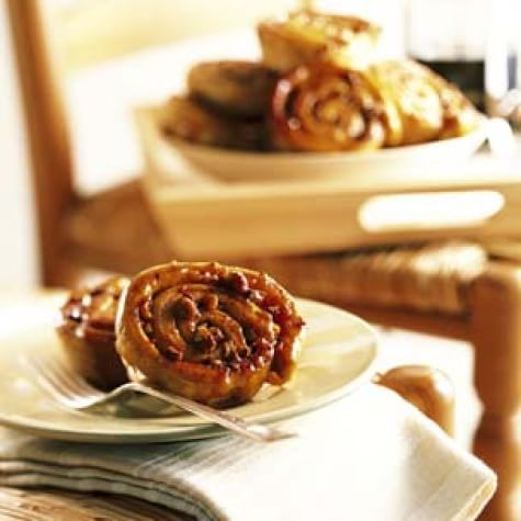 Old-Fashioned Pecan Sticky Buns